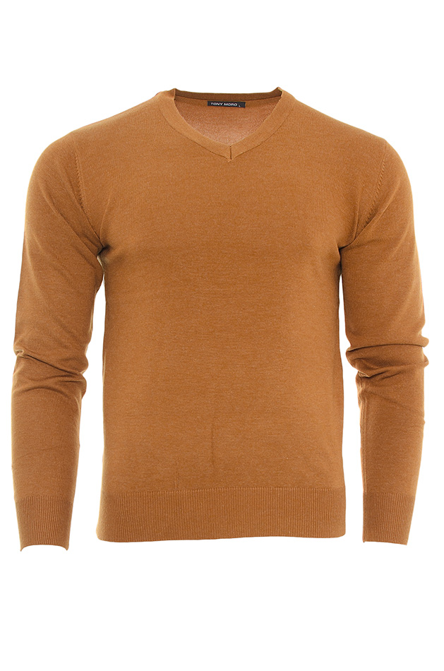 Ανδρική μπλούζα Tony Moro Camel αρχική ανδρικά ρούχα επιλογή ανά προϊόν μπλούζες