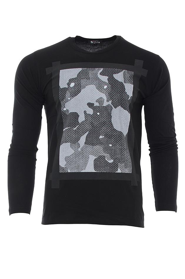 Ανδρική Μπλούζα Army Square αρχική ανδρικά ρούχα μπλούζες