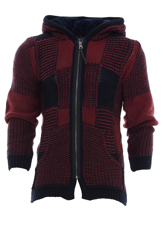 Πλεκτή Ζακέτα Zen αρχική ανδρικά ρούχα ζακέτες
