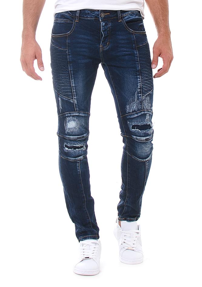 Ανδρικό Jean Παντελόνι Vintage αρχική ανδρικά ρούχα επιλογή ανά προϊόν παντελόνια παντελόνια jeans