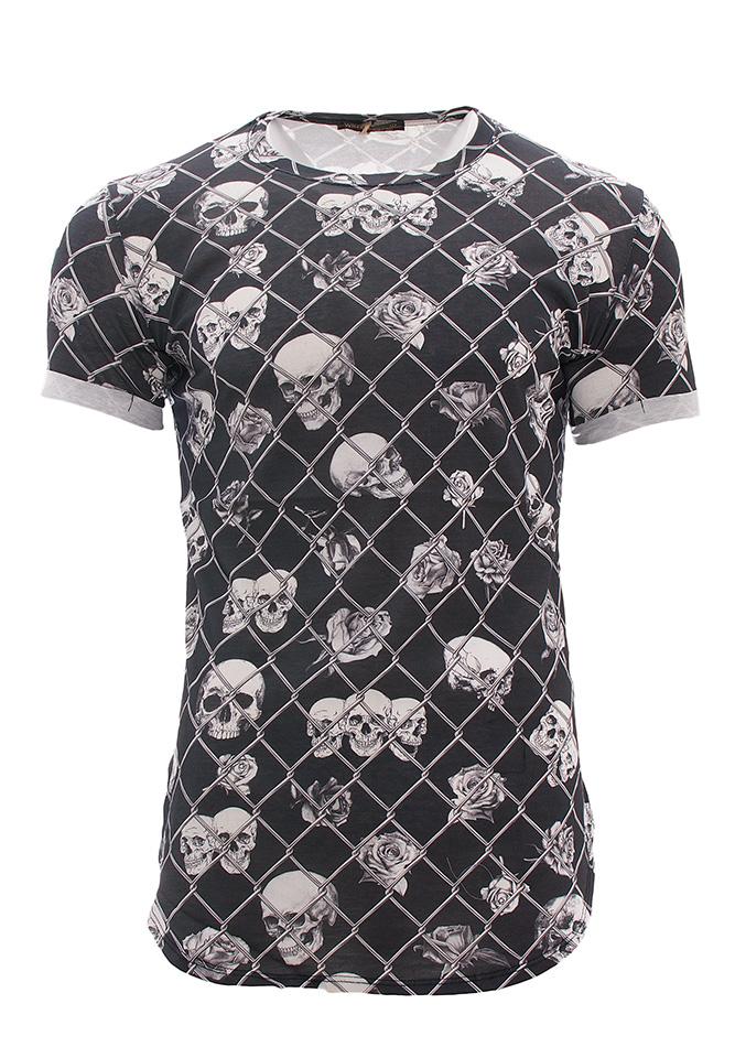 Ανδρικό T-shirt Skull Welded αρχική ανδρικά ρούχα επιλογή ανά προϊόν t shirts
