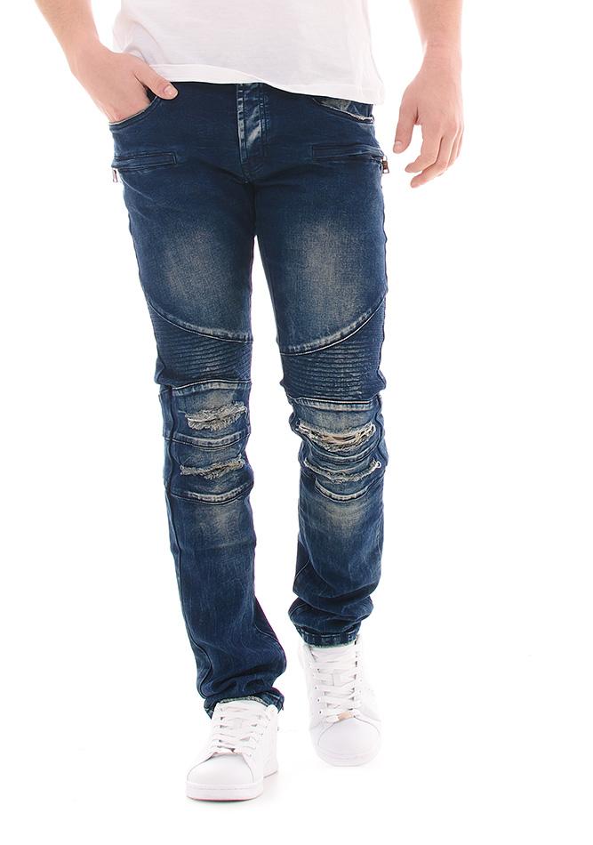 Ανδρικό Jean Just Boy Blue αρχική ανδρικά ρούχα παντελόνια παντελόνια jeans
