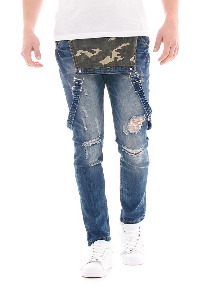Ανδρική Σαλοπέτα Jean Justing αρχική ανδρικά ρούχα επιλογή ανά προϊόν παντελόνια παντελόνια jeans