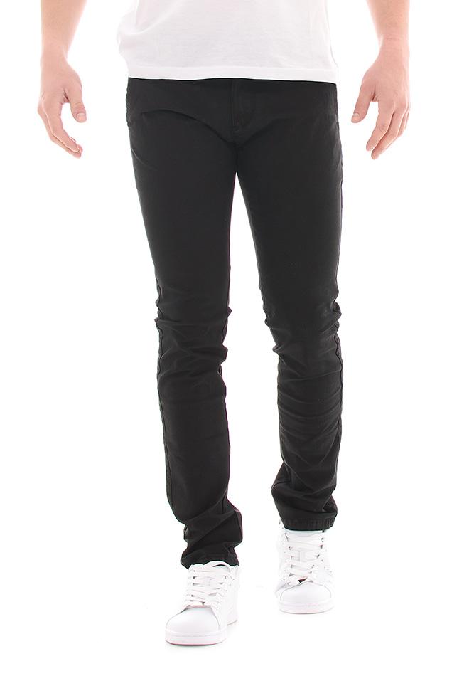 Ανδρικό Chino Παντελόνι Adrexx Black αρχική ανδρικά ρούχα επιλογή ανά προϊόν παντελόνια παντελόνια chinos