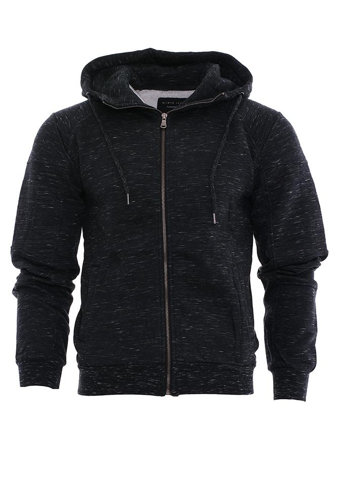Ανδρική Ζακέτα Enos Black αρχική ανδρικά ρούχα φούτερ