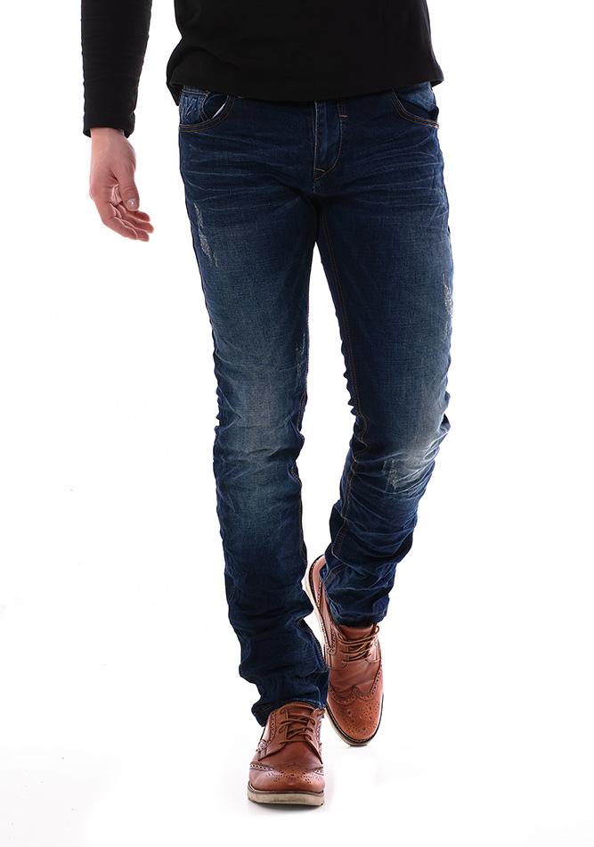 Ανδρικό Jean Παντελόνι Flex Style αρχική ανδρικά ρούχα επιλογή ανά προϊόν παντελόνια παντελόνια jeans
