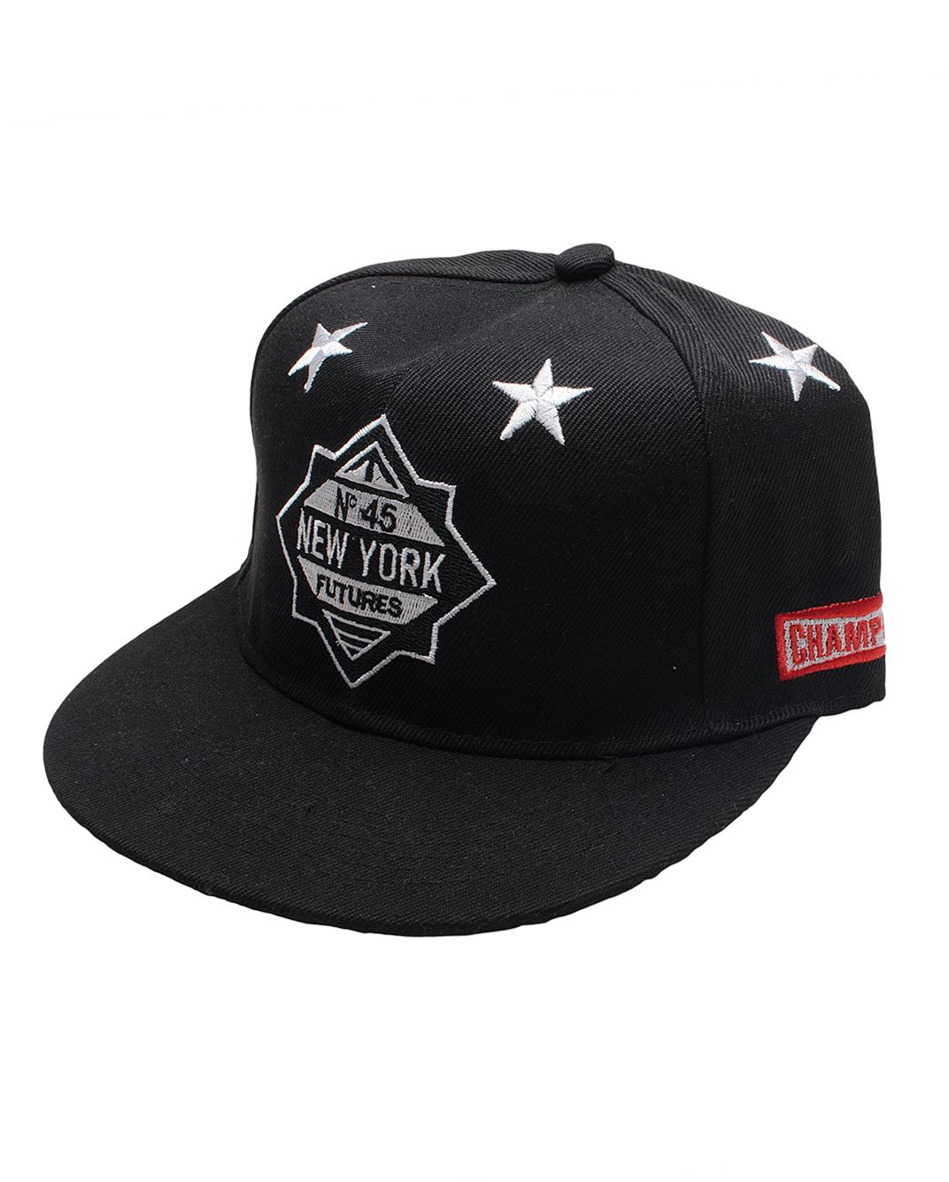 Ανδρικό Καπέλο Futures-Μαύρο αρχική αξεσουάρ καπέλα