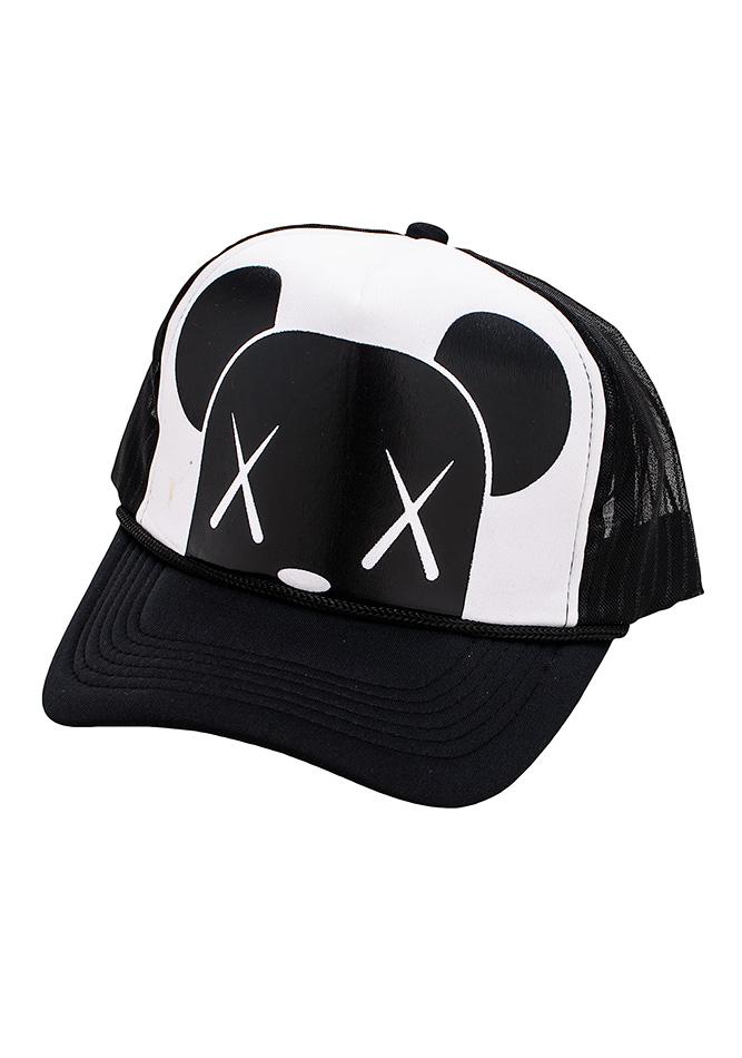 Ανδρικό Καπέλο Panda αρχική αξεσουάρ   παπούτσια καπέλα