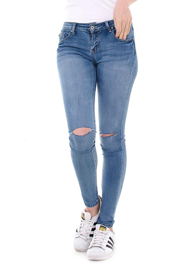 Γυναικείο Jean Regular αρχική γυναικεία ρούχα παντελόνια