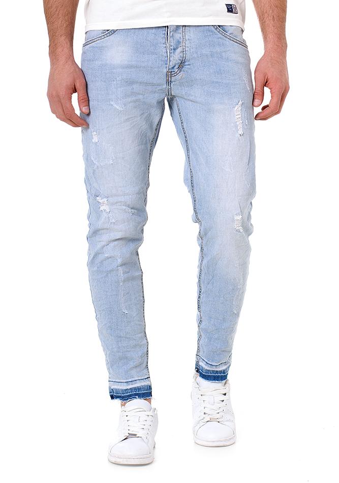 Ανδρικό Jean Παντελόνι Town αρχική ανδρικά ρούχα επιλογή ανά προϊόν παντελόνια παντελόνια jeans