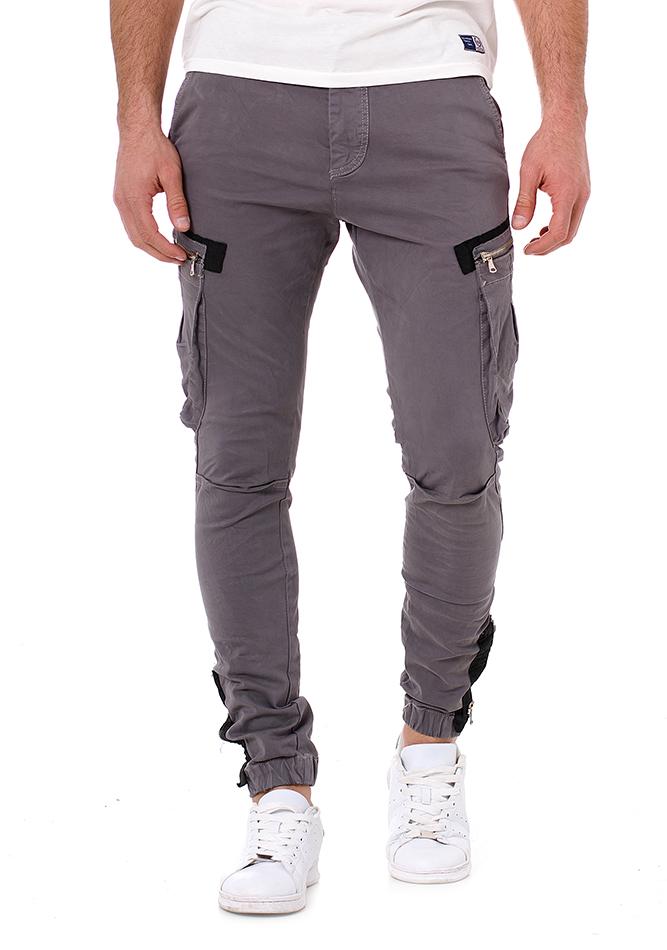 Ανδρικό Chino Adult Grey αρχική ανδρικά ρούχα