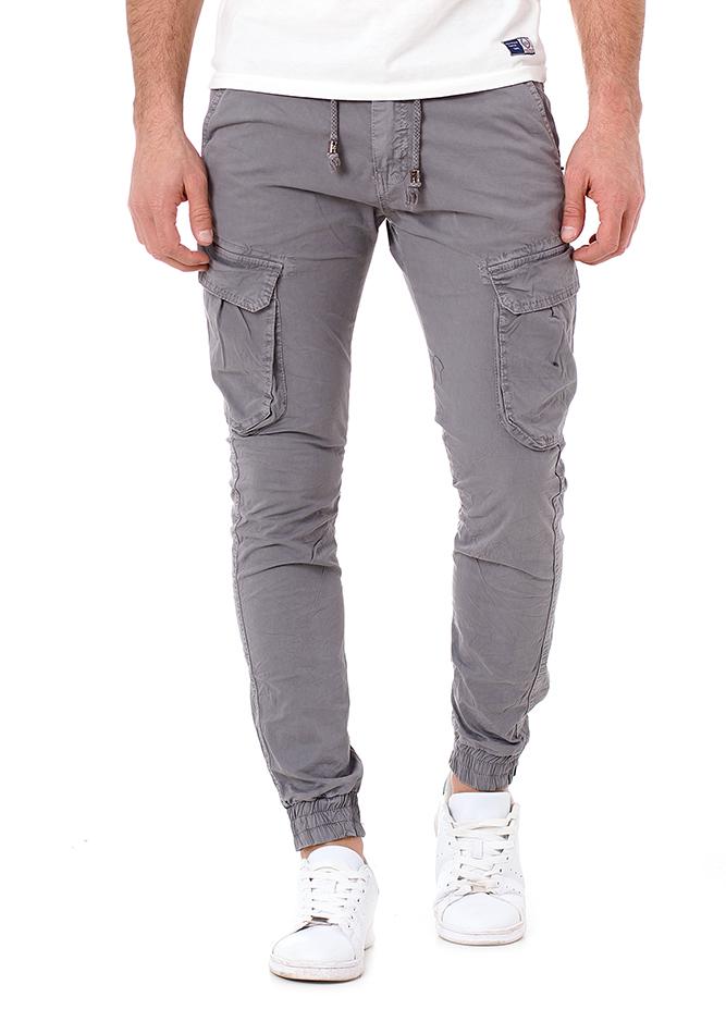Ανδρικό Chino Confer Grey αρχική ανδρικά ρούχα
