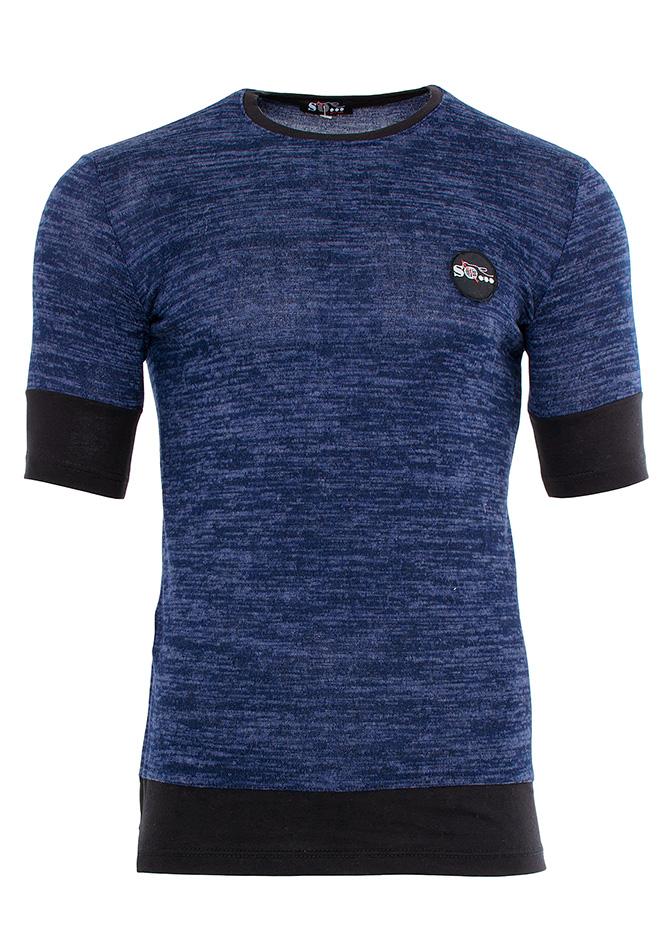 Ανδρική Μπλούζα So Blue αρχική ανδρικά ρούχα μπλούζες