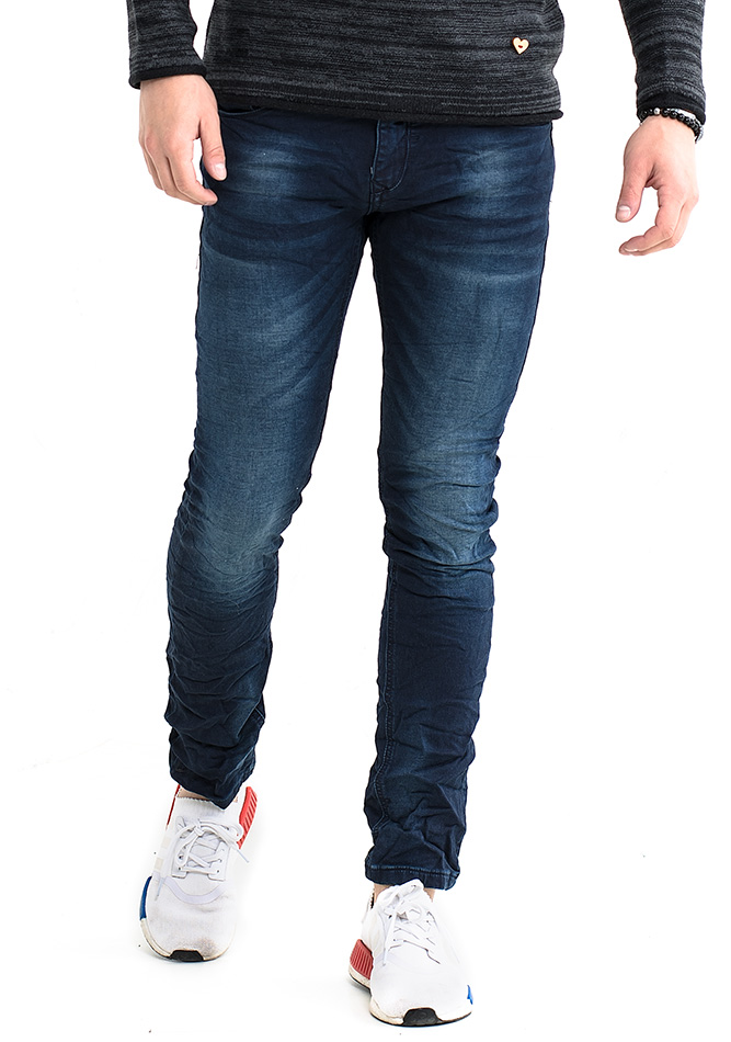 Ανδρικό Jean Best D.Blue αρχική ανδρικά ρούχα επιλογή ανά προϊόν παντελόνια παντελόνια jeans