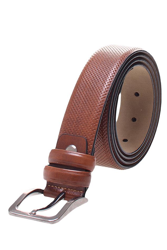 Ανδρική Ζώνη Brown Sticks αρχική ανδρικά ρούχα αξεσουάρ ζώνες