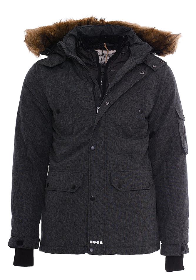 Ανδρικό Μπουφάν Splendid D.Grey αρχική ανδρικά ρούχα επιλογή ανά προϊόν μπουφάν