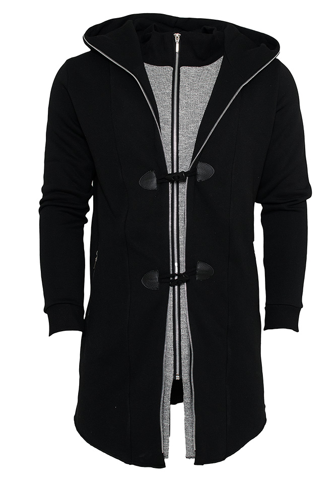 Aνδρική Ζακέτα Black City αρχική ανδρικά ρούχα ζακέτες