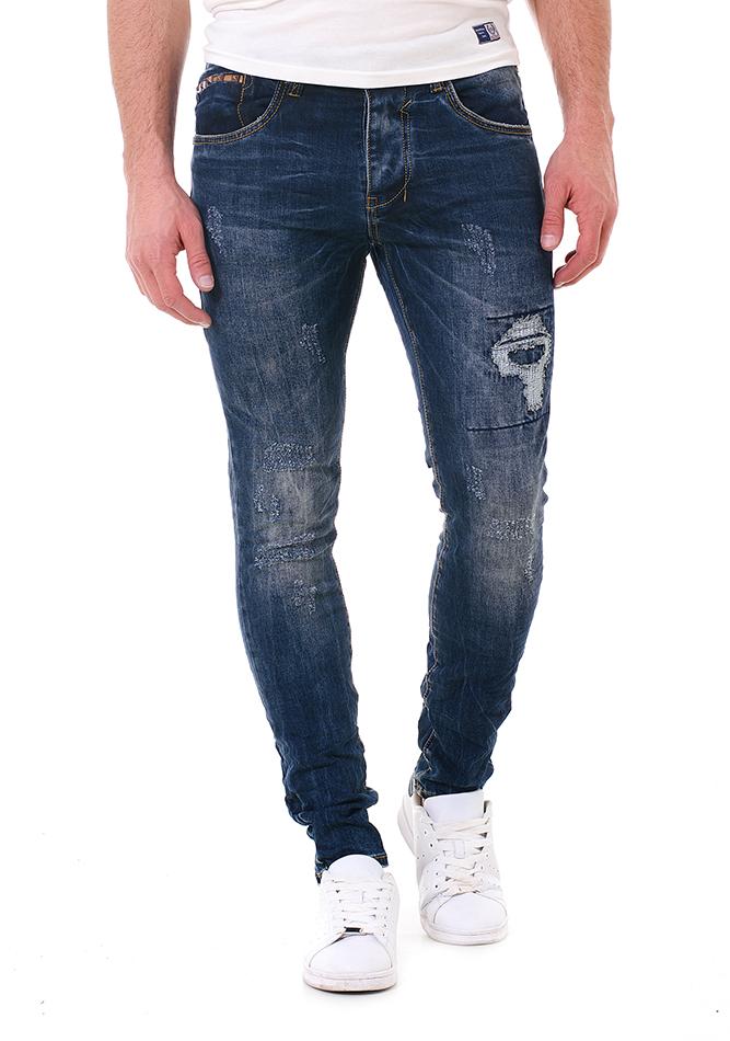 Ανδρικό Jean Super αρχική ανδρικά ρούχα