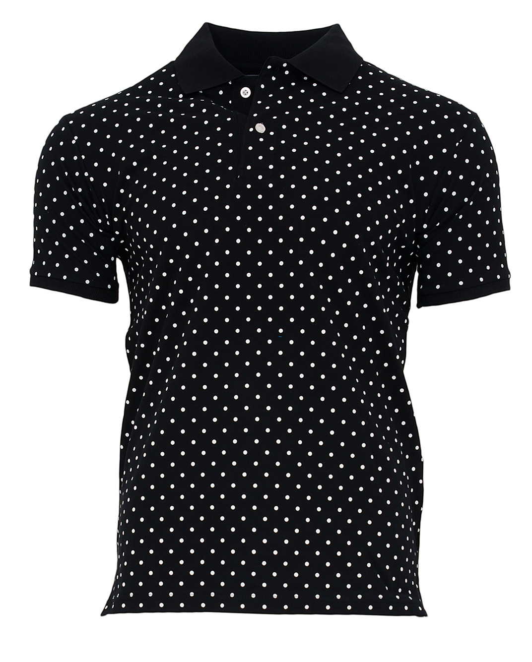 Ανδρικό Polo Ζen Poua-Μαύρο αρχική ανδρικά ρούχα polo