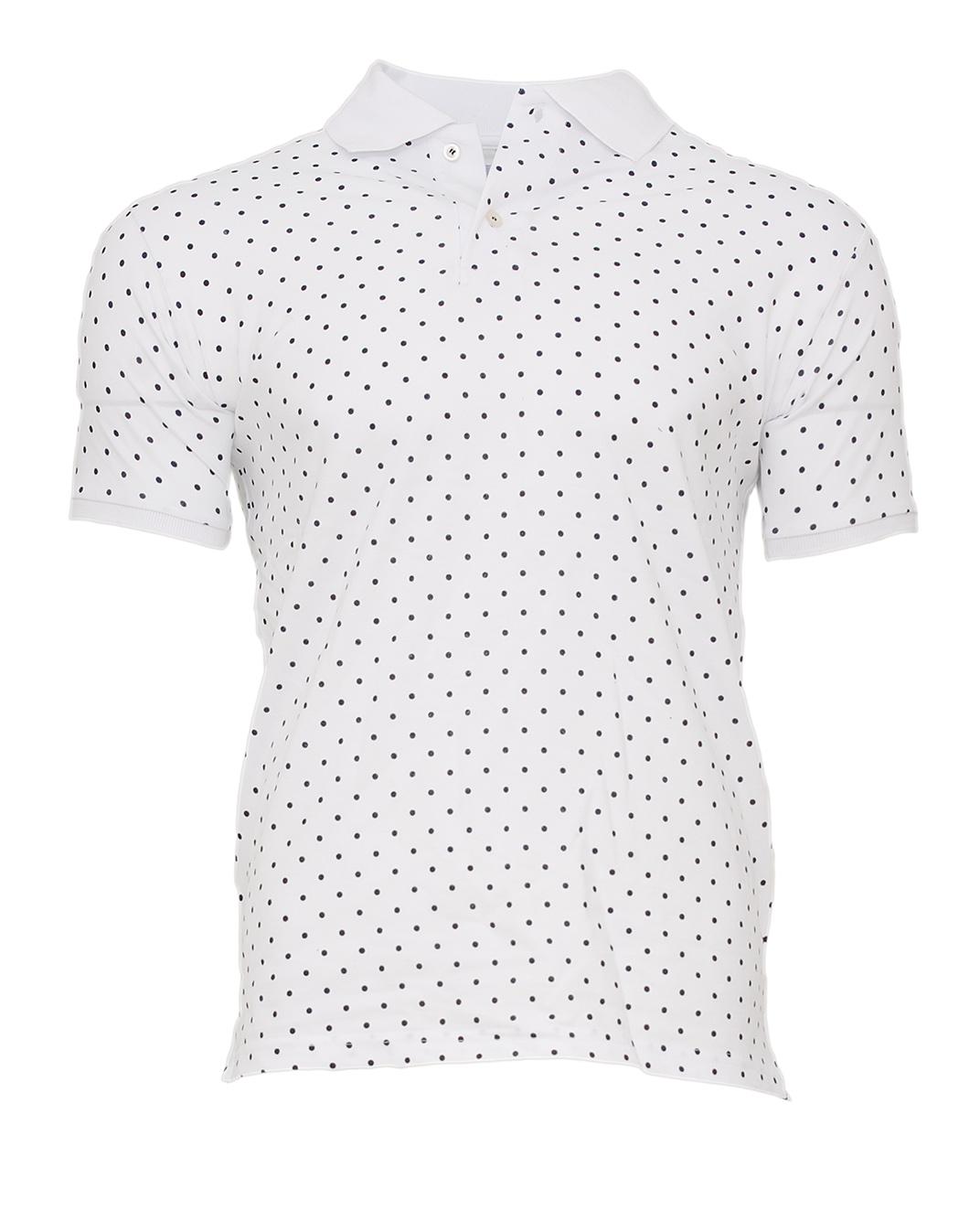 Ανδρικό Polo Ζen Poua-Άσπρο αρχική ανδρικά ρούχα polo