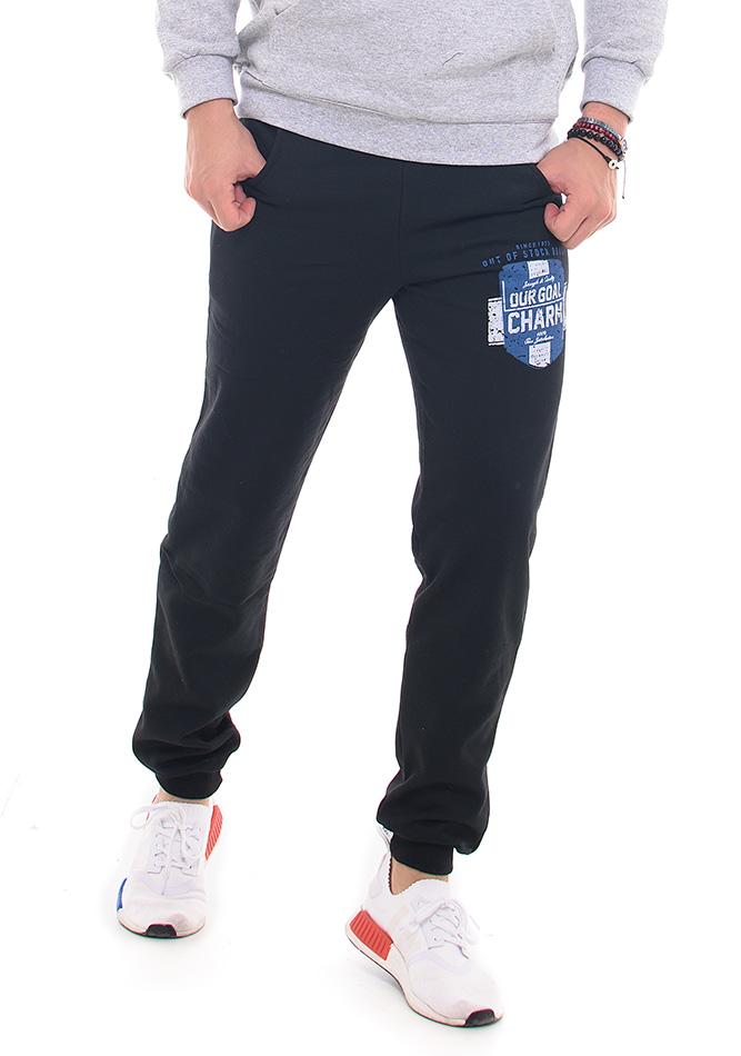 Ανδρική Φόρμα Our Goal Black αρχική ανδρικά ρούχα επιλογή ανά προϊόν φόρμες