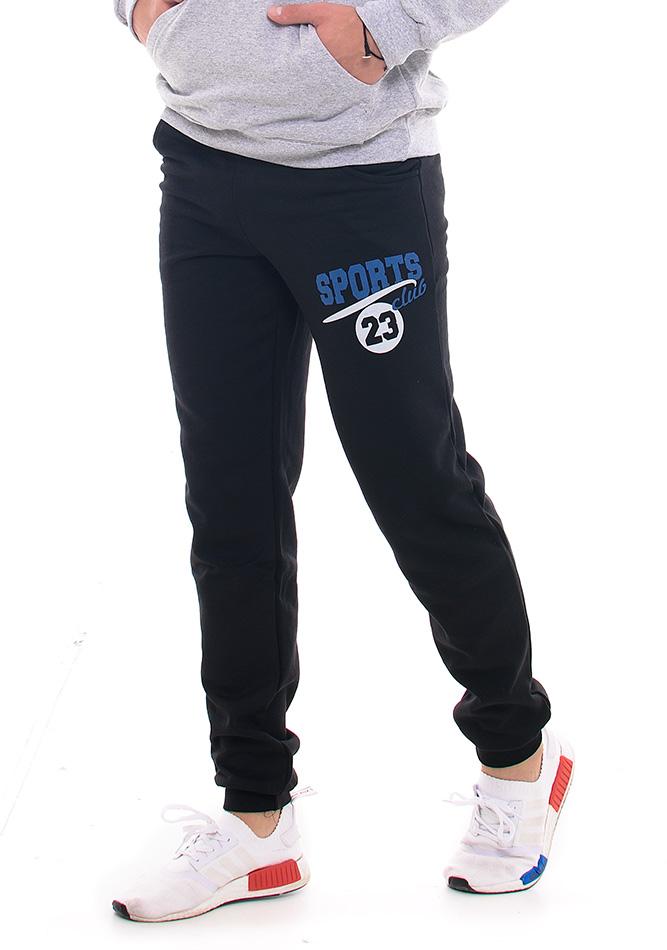 Ανδρική Φόρμα Sports Black αρχική ανδρικά ρούχα φόρμες