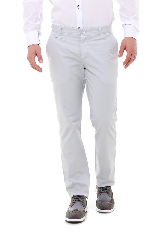 Ανδρικό Chino Παντελόνι Zen Grey αρχική ανδρικά ρούχα επιλογή ανά προϊόν παντελόνια παντελόνια chinos