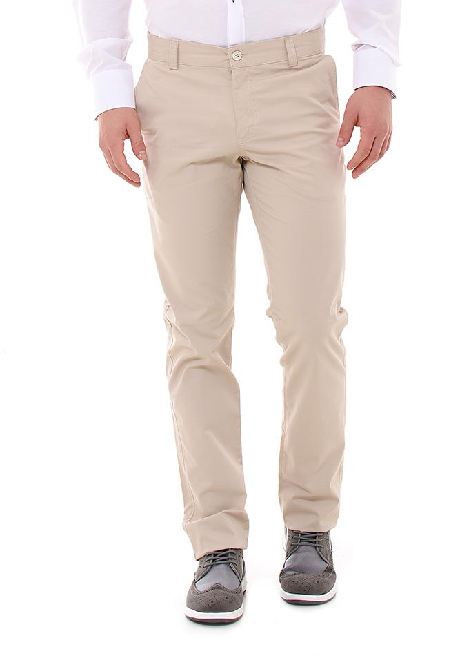 Ανδρικό Chino Παντελόνι Zen Beige αρχική ανδρικά ρούχα επιλογή ανά προϊόν παντελόνια παντελόνια chinos