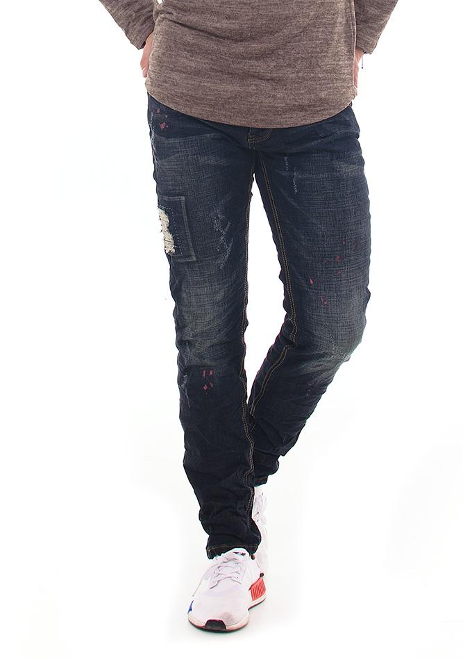 Ανδρικό Jean Y-Two Splash αρχική ανδρικά ρούχα επιλογή ανά προϊόν παντελόνια παντελόνια jeans