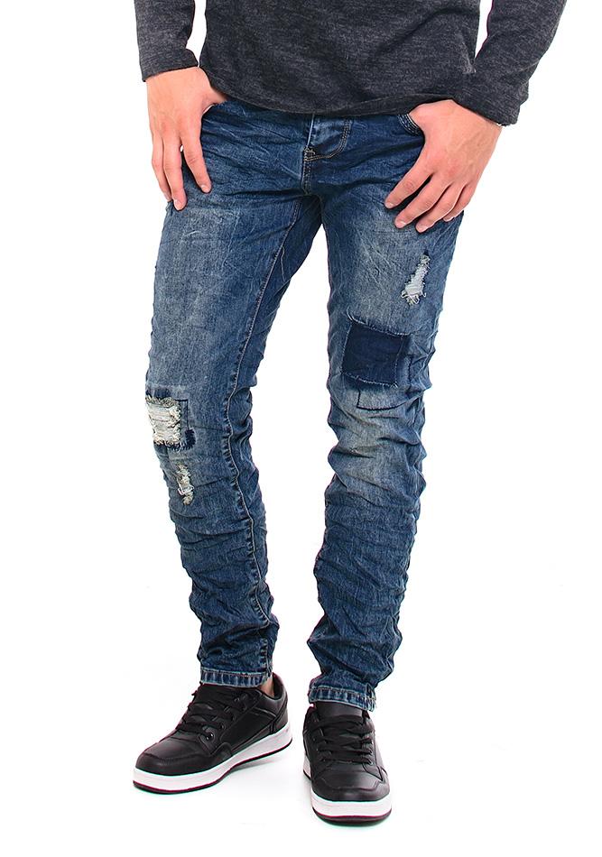 Ανδρικό Jean Patch αρχική ανδρικά ρούχα επιλογή ανά προϊόν παντελόνια παντελόνια jeans