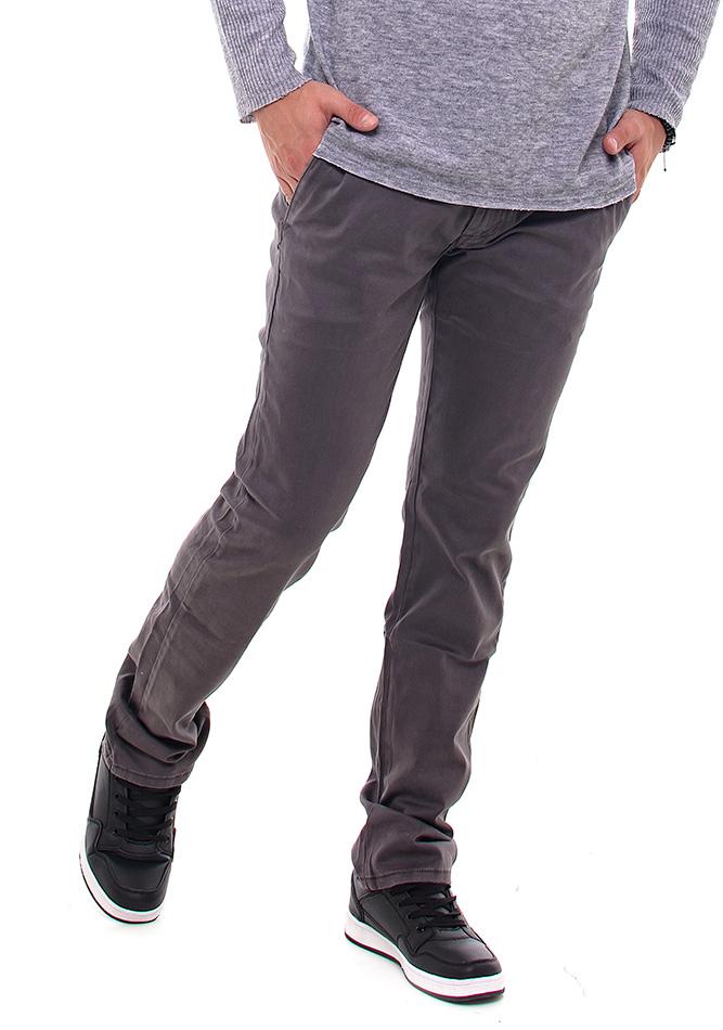 Ανδρικό Chino Παντελόνι DS Play Grey αρχική ανδρικά ρούχα επιλογή ανά προϊόν παντελόνια παντελόνια chinos