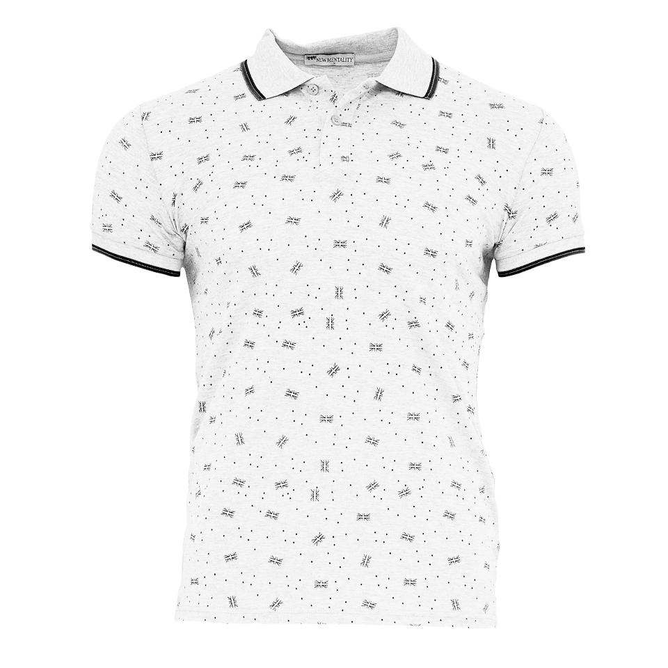 Ανδρικό Polo Day-Άσπρο αρχική ανδρικά ρούχα polo
