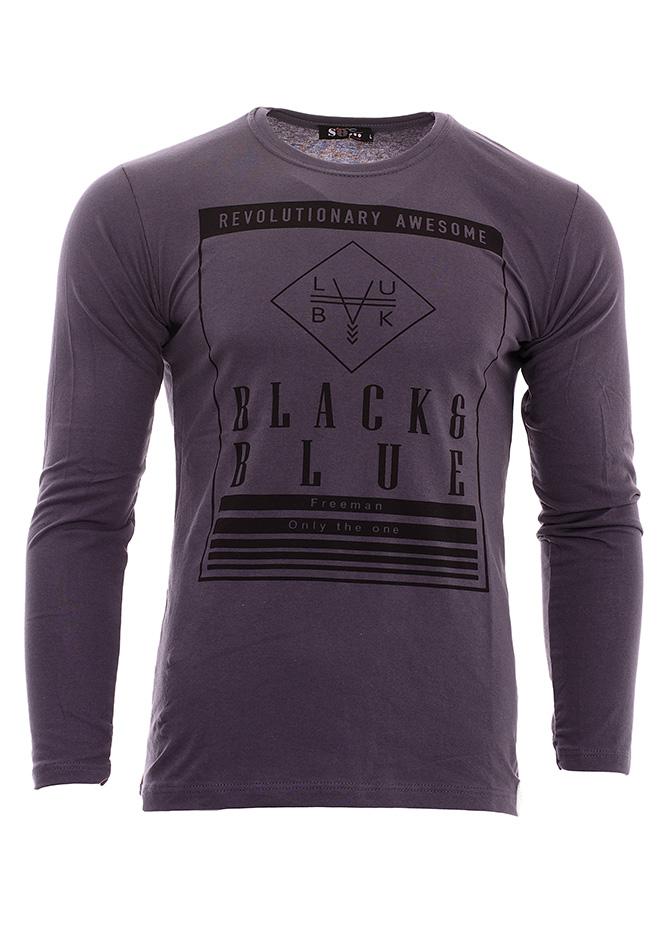 Ανδρική Μπλούζα Revolutionary Grey αρχική ανδρικά ρούχα επιλογή ανά προϊόν μπλούζες
