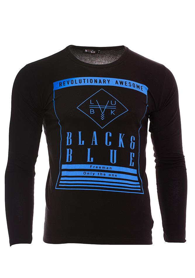Ανδρική Μπλούζα Revolutionary Black αρχική ανδρικά ρούχα μπλούζες