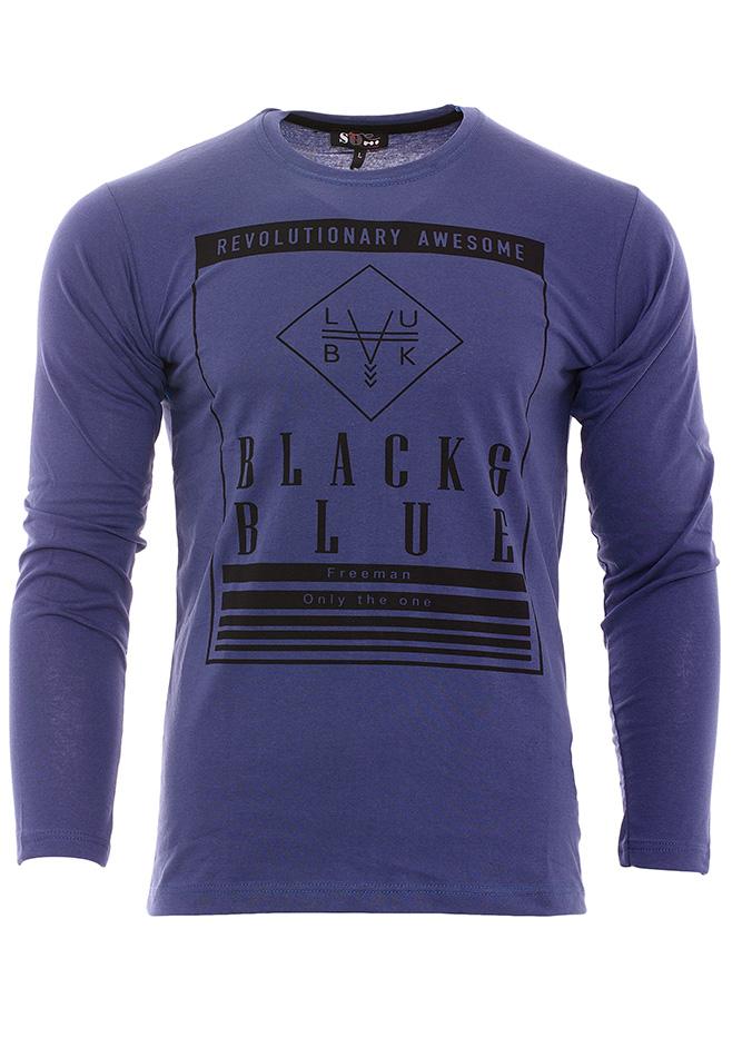 655a94f332b5 Ανδρική Μπλούζα Revolutionary D.Blue