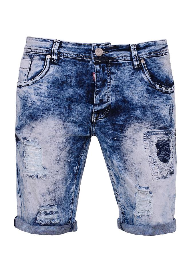 Ανδρική Jean Βερμούδα Waterfall αρχική ανδρικά ρούχα επιλογή ανά προϊόν βερμούδες