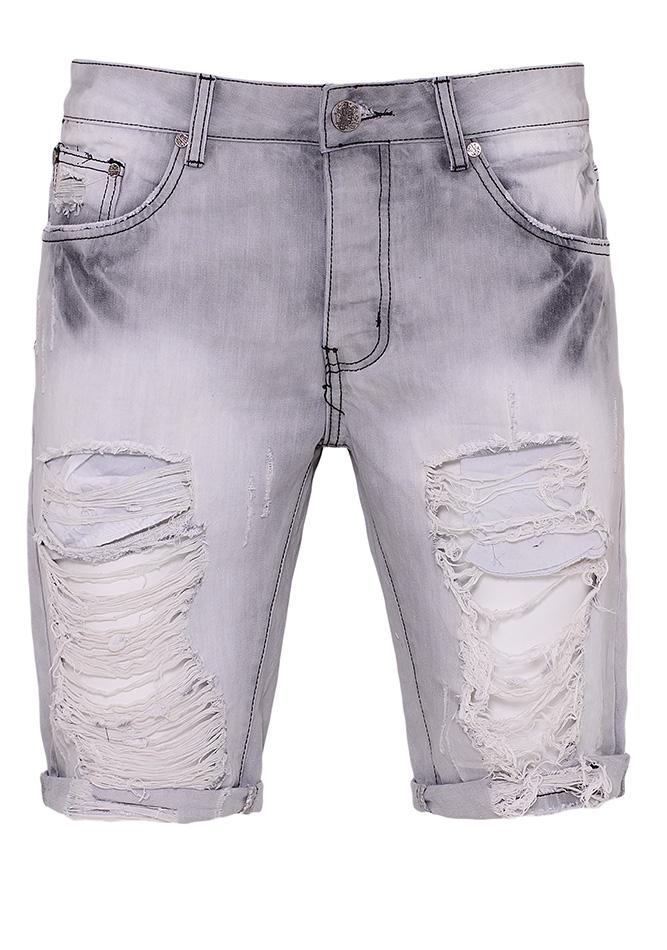 Ανδρική Jean Βερμούδα Scream αρχική ανδρικά ρούχα επιλογή ανά προϊόν βερμούδες
