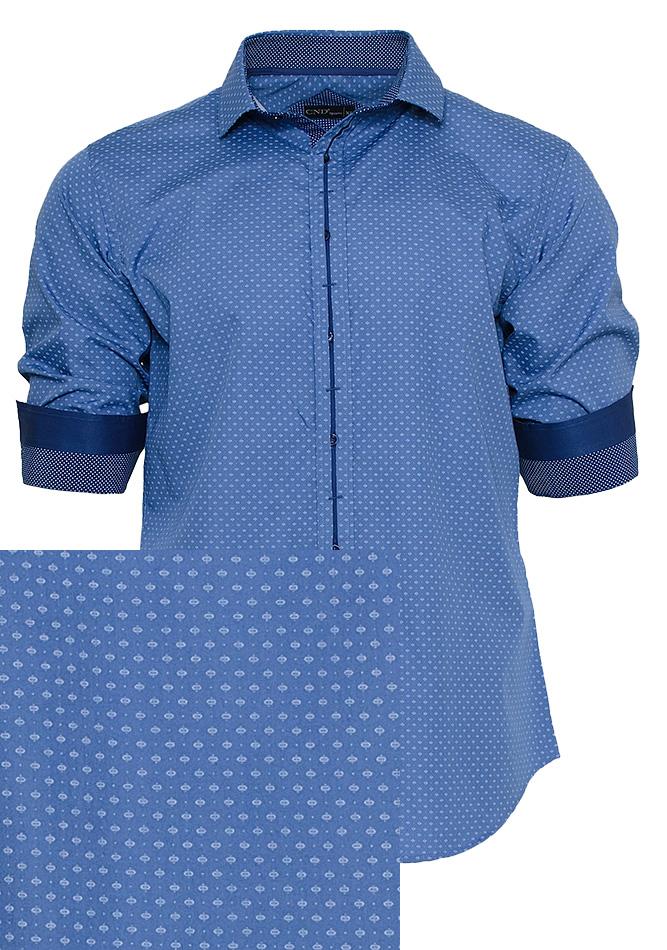 Ανδρικό Πουκάμισο Blue Ηorizon αρχική ανδρικά ρούχα πουκάμισα