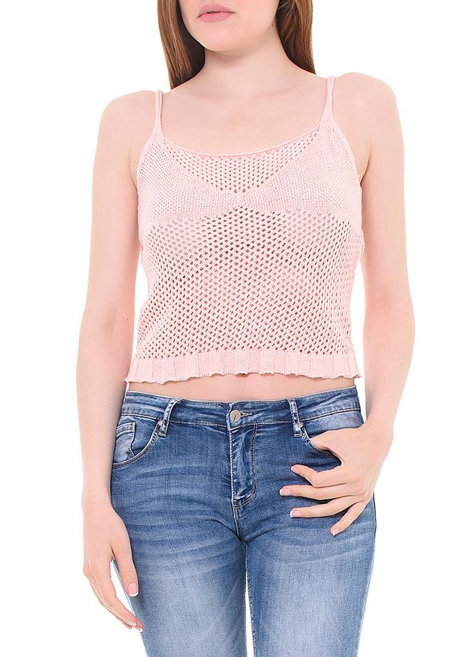 Top Net αρχική γυναικεία ρούχα μπλούζες   tops