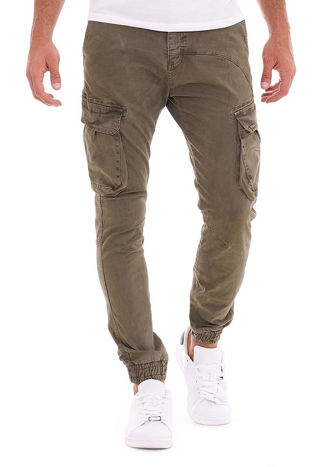 Ανδρικό Chino Παντελόνι Please Khaki αρχική ανδρικά ρούχα επιλογή ανά προϊόν παντελόνια παντελόνια chinos