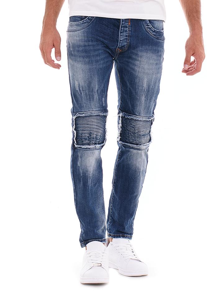 Ανδρικό Jean Round αρχική ανδρικά ρούχα επιλογή ανά προϊόν παντελόνια παντελόνια jeans