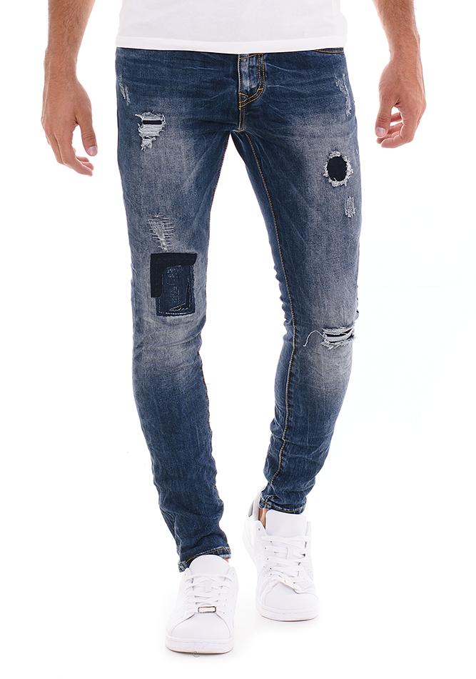 Ανδρικό Jean Not αρχική ανδρικά ρούχα επιλογή ανά προϊόν παντελόνια παντελόνια jeans