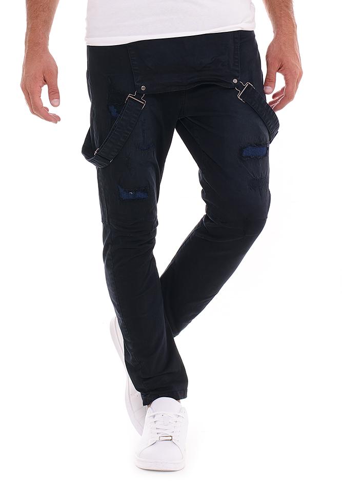 Ανδρική Chino Σαλοπέτα Few Black αρχική ανδρικά ρούχα επιλογή ανά προϊόν παντελόνια παντελόνια chinos