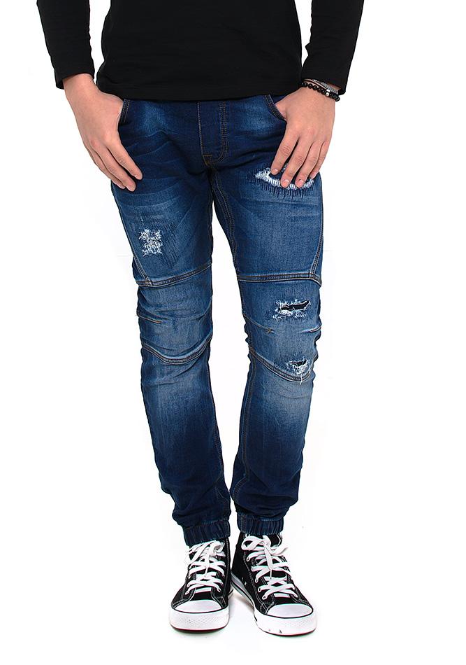 Ανδρικό jean Παντελόνι Enos Scent αρχική ανδρικά ρούχα επιλογή ανά προϊόν παντελόνια παντελόνια jeans