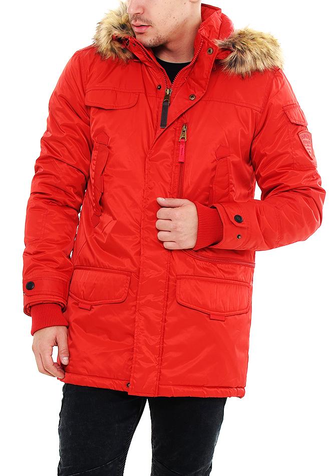 Ανδρικό Μπουφάν Splendid Red αρχική ανδρικά ρούχα επιλογή ανά προϊόν μπουφάν