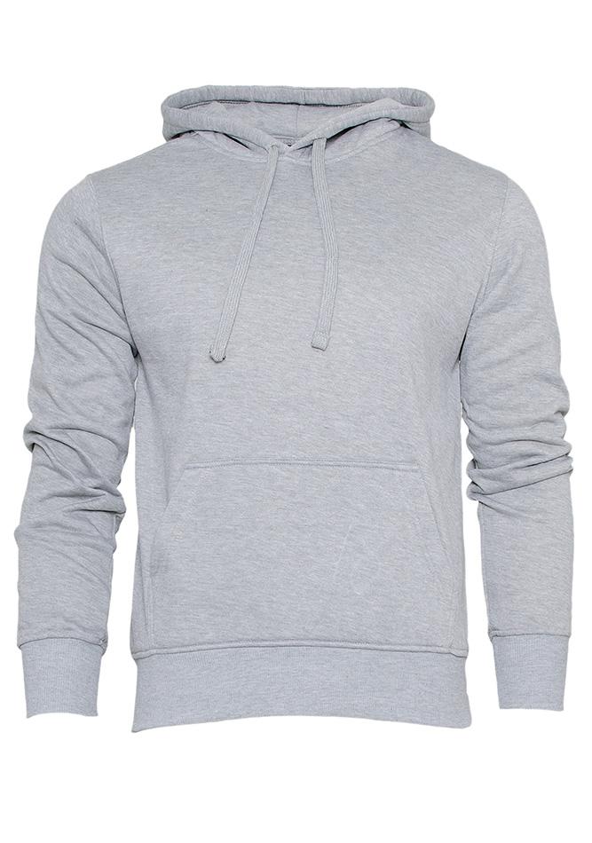 Ανδρικό Φούτερ Simple Grey αρχική ανδρικά ρούχα φούτερ