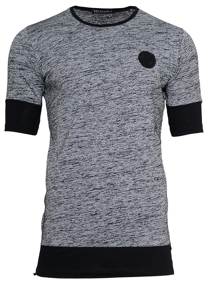 Μπλούζα Side Zip αρχική ανδρικά ρούχα μπλούζες