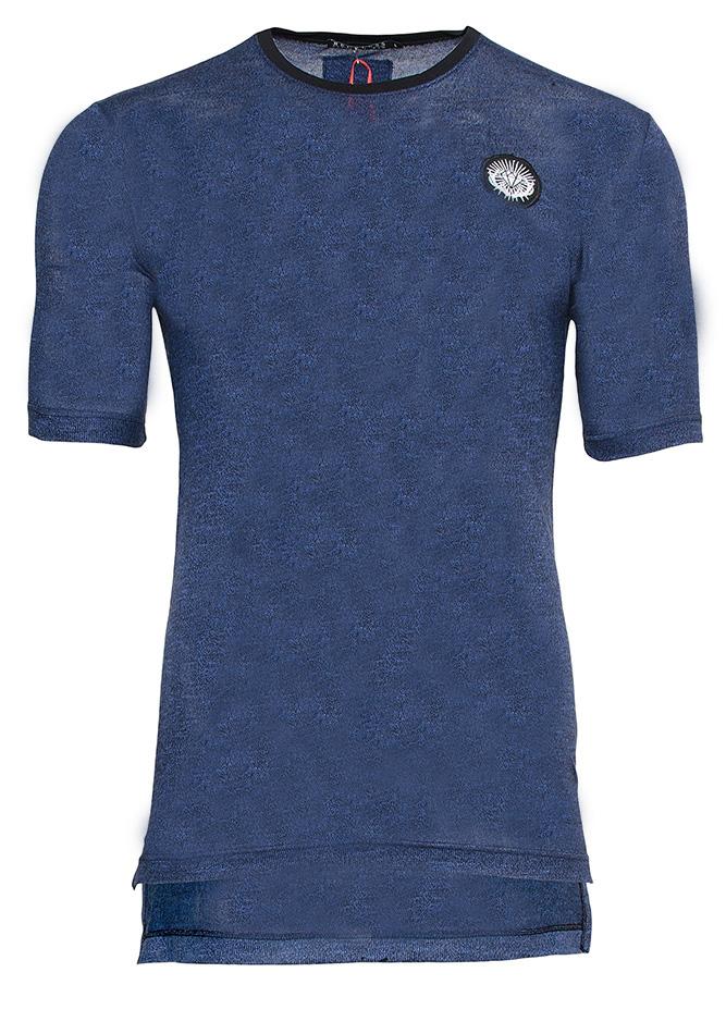 Μπλούζα Reckless Blue αρχική ανδρικά ρούχα μπλούζες