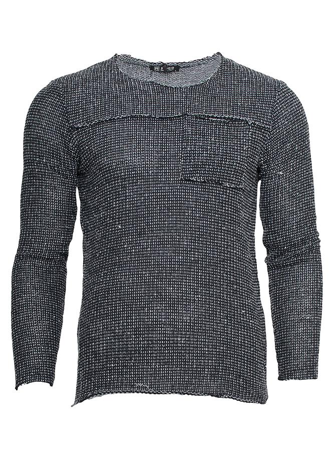 Μπλούζα Smash D.Grey αρχική ανδρικά ρούχα μπλούζες