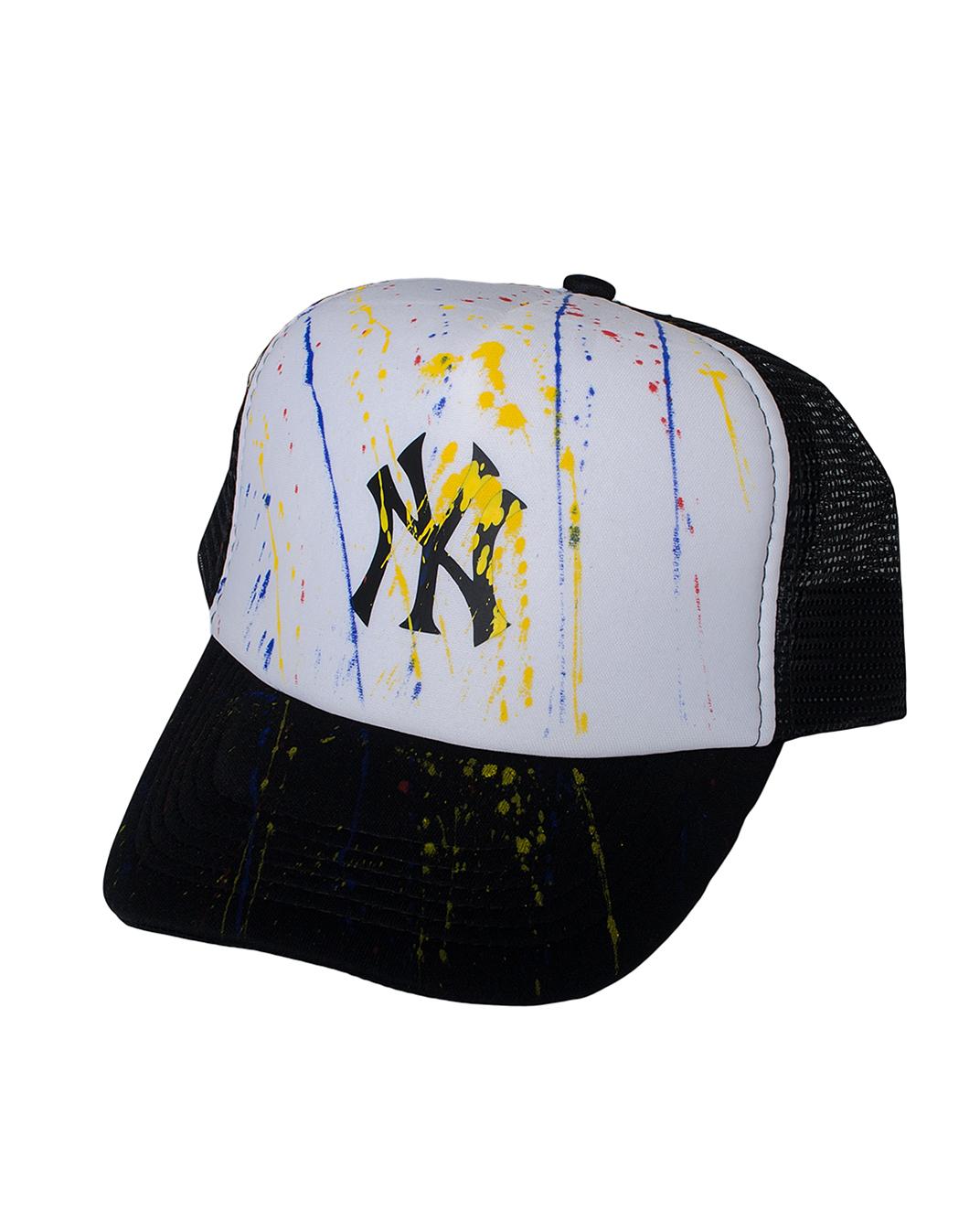 Ανδρικό Καπέλο Black Splash-Μαύρο αρχική αξεσουάρ καπέλα